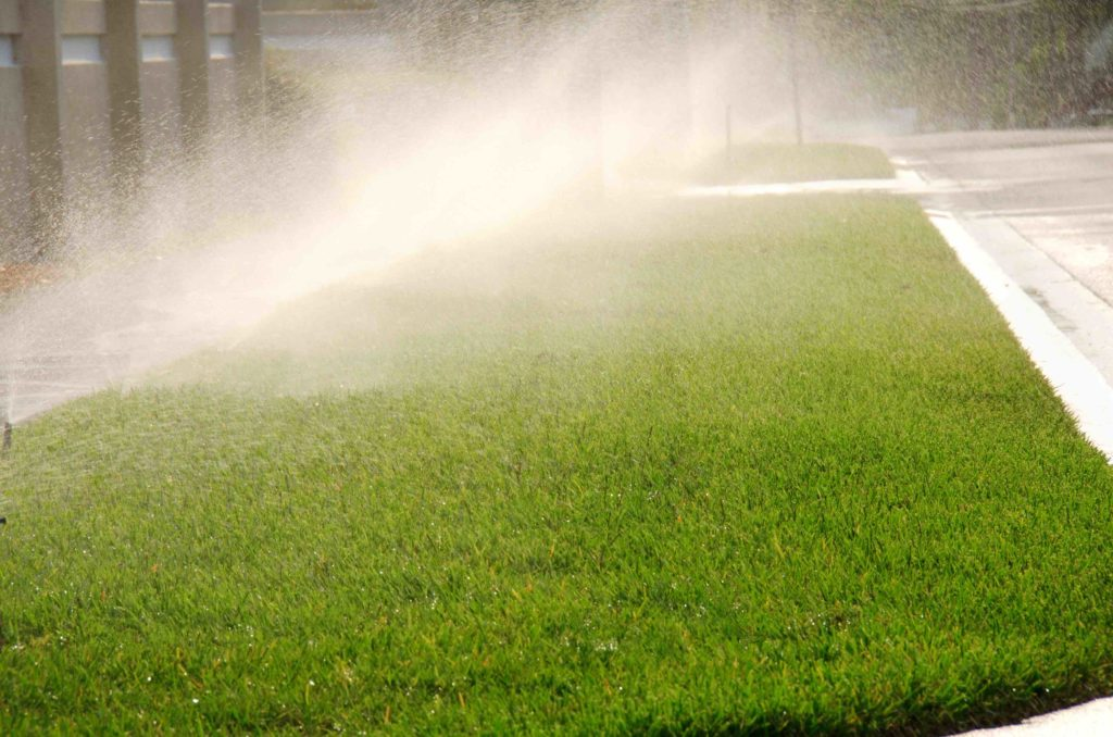 commercial irrigation services dallas