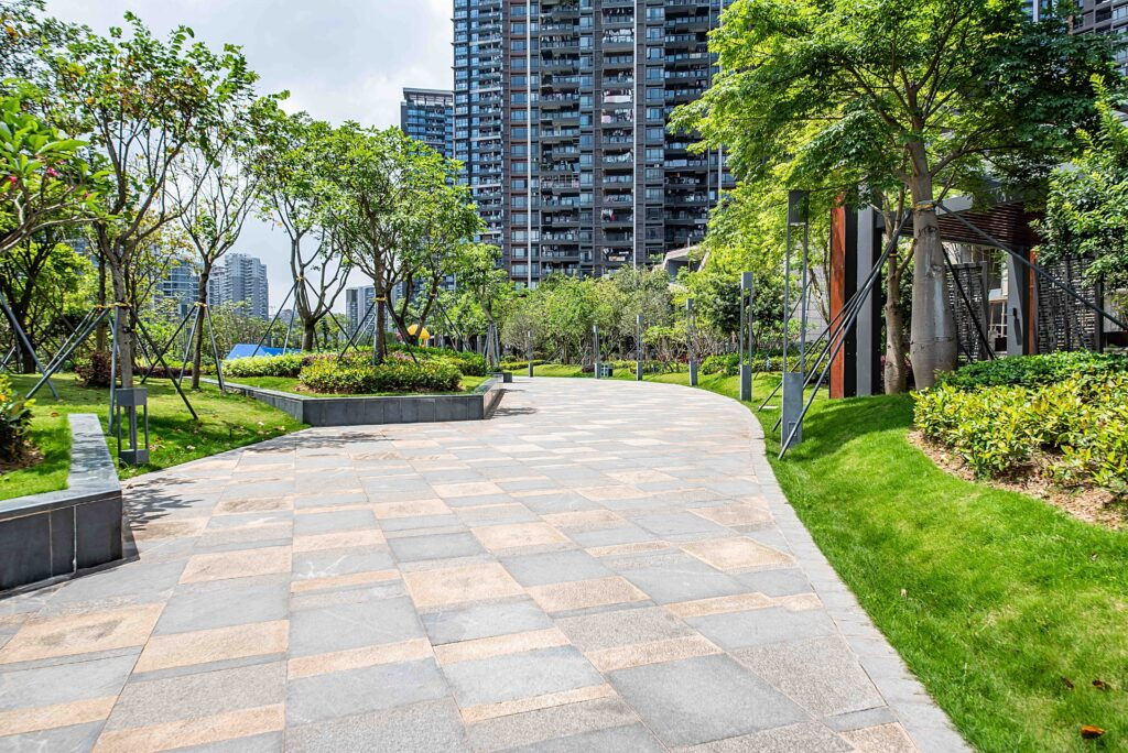 summer commercial landscaping, summer commercial landscaping Dallas